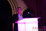 Dave Wiseman Presenting the Best Niche Dating Site Award at the 2016 iDateAwards Ceremony in Miami held in Miami