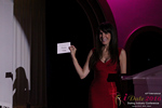 Julie Spira Presenting the Best Mobile Dating App Award  at the seventh annual iDate Awards Ceremony