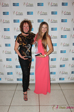 Mary Balfour and Svetlana Mukha   at the seventh annual iDate Awards Ceremony