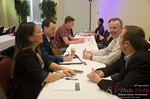 Speed Networking entre CEOs e Executivos at the 13th Annual iDate Super Conference