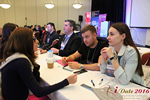 Speed Networking among Dating Professionals at idate 2016 miami for the global dating business