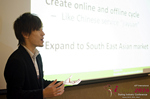 Takuya Iwamoto of Diverse YYC Provding Insight to the Japanese Online Dating Market at the January 25-27, 2016 Miami Online Dating Industry Super Conference