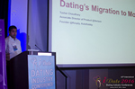 Tushar Chaudhary of Verizon Speaking on Dating Migration to Mobile at the January 25-27, 2016 Miami Internet Dating Super Conference