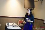 Violet Lim Fundadora da Lunch Atualmente Cobrindo os Mercados Dating Online de Singapura Malásia e Indonésia at iDate2016 Miami