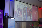 Xavier Dupre Managing Director of JCDecaux Oneworld Speaking on Outdoor Advertising for Dating at idate 2016 miami for the global dating business