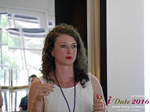 Melissa Mcdonald (Business Development at Yandex)  at the 38th Mobile Dating Negócio Conference in Califórnia