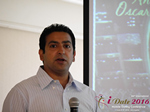 Tushar Chaudhary (Associate director at Verizon)  at the 38th Mobile Dating Negócio Conference in L.A.