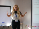 Julia Lanske at the July 19-21, 2017 Belarus Dating Agency Industry Conference