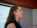 Julia Meszaros at the July 19-21, 2017 Belarus Dating Agency Industry Conference