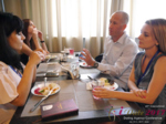 Lunch at the 49th International Romance Industry Conference in Belarus