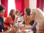Speed Networking at the July 19-21, 2017 Belarus Dating Agency Industry Conference